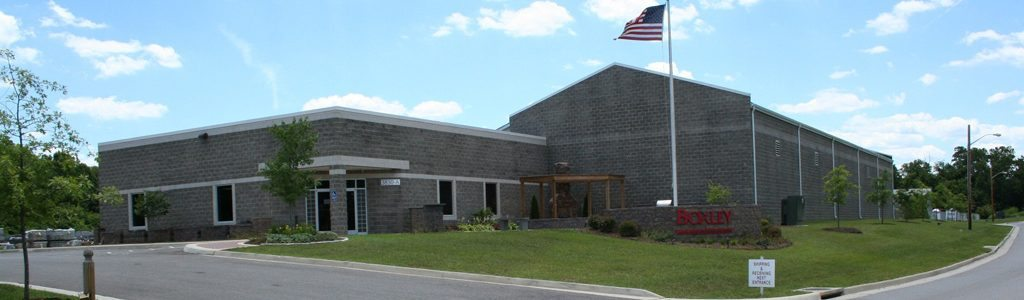 Boxley Sales Office Roanoke Mb Contractors