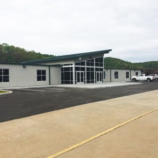 MB Contractors Completes 50,000 SF Renovation for Town of Boones Mill