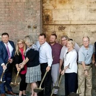 MB Contractors Breaks Ground on The Sessions Hotel in Bristol