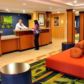 Fairfield Inn & Suites Renovation