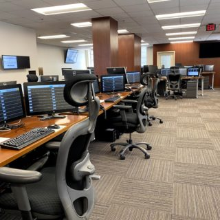 MB Contractors Completes Carilion Clinic's Virtual Care Center