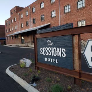 The Sessions Hotel Opens in Bristol, Virginia