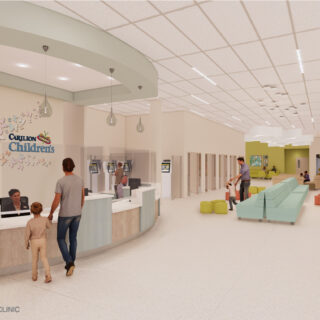 Carilion Clinic's Pediatric Hospital to Open at Tanglewood Mall
